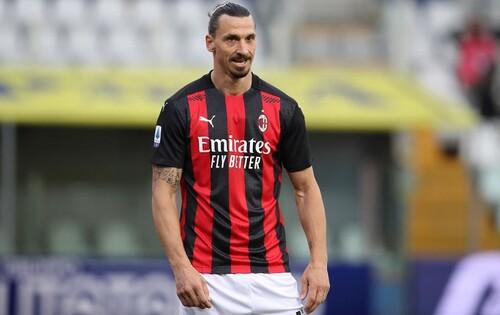Ибрагимович согласовал новый контракт с Миланом