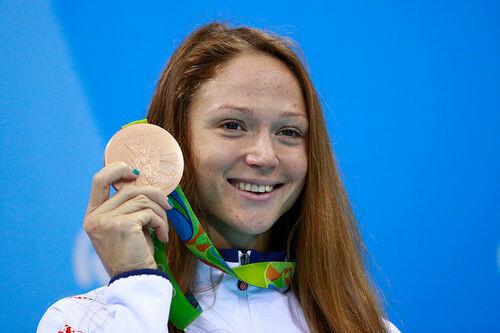 Следственный комитет Беларуси объявил в розыск чемпионку мира по плаванию
