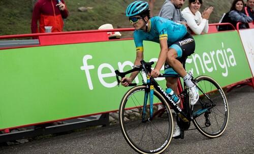 Тур Альп. Бильбао выиграл четвертый этап