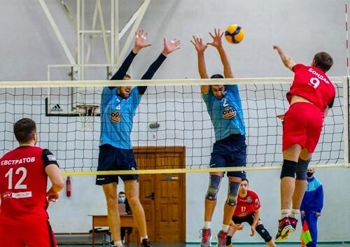 Юракадемия вышла вперед в серии за третье место в мужской Суперлиге