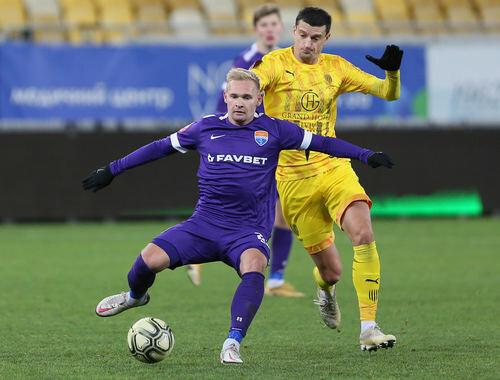 Где смотреть онлайн матч чемпионата Украины Мариуполь – Рух