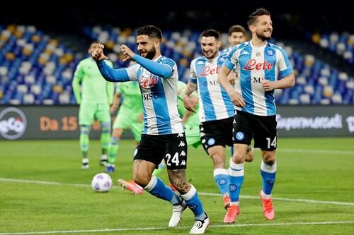 Серия А. Наполи в феерическом матче разгромил Лацио