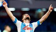 Мертенс повторив рекорд Наполі за голами в Серії А
