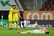 Козли чіпляються за Бундеслігу. Кельн завдав поразки Аугсбургу