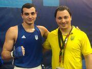 Украина в топ-5. Победив россиянина, Захареев выиграл юниорский ЧМ по боксу