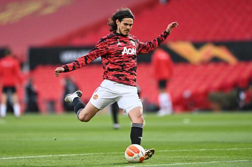 Кавани готов продлить контракт с Манчестер Юнайтед