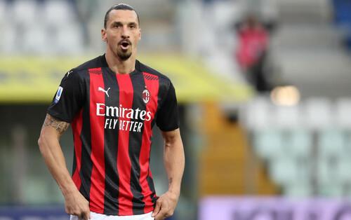 Златан ИБРАГИМОВИЧ: «Милан – мой дом, могу остаться здесь на всю жизнь»