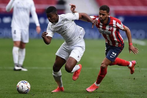 Атлетико — Уэска — 2:0. Видео голов и обзор матча