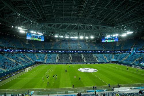 Санкт-Петербург получил больше матчей Евро-2020