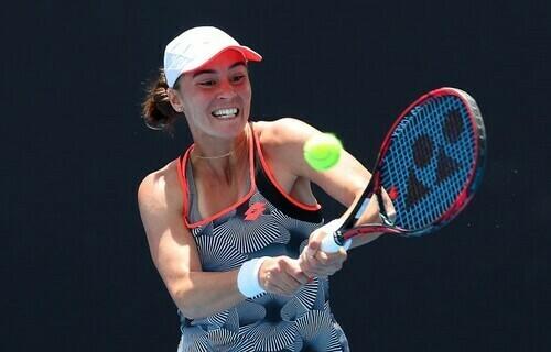 Калинина пробилась в полуфинал 25-тысячника ITF