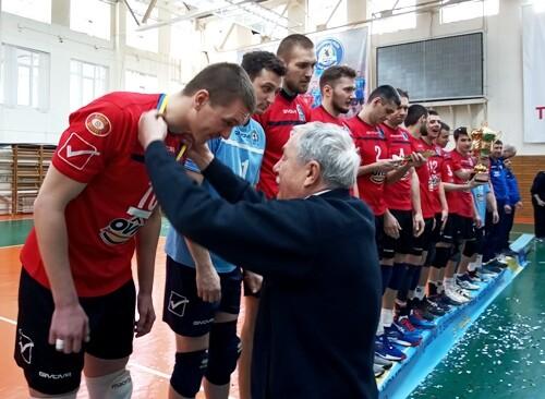 Харьковская Юракадемия завоевала бронзовые медали чемпионата Украины