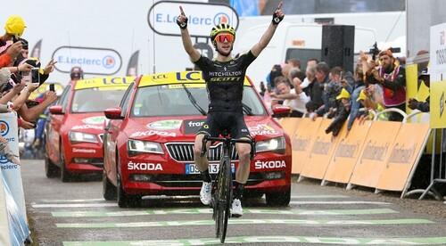 Саймон Йейтс выиграл Тур Альп, Падун – в топ-10 на этапе