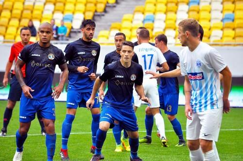 Где смотреть онлайн матч украинской Премьер-лиги Львов – Десна