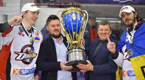Генеральный директор УХЛ: «Это был лучший чемпионат Украины за все время»