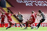 Ливерпуль — Ньюкасл — 1:1. Роковая 95-я минута. Видео голов и обзор матча