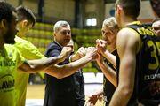 Киев-Баскет досрочно выиграл регулярный чемпионат, забронировав 1-е место