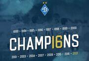Динамо попало в групповой раунд ЛЧ 2021/22. Известно 6 клубов-участников