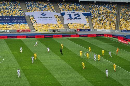 Динамо – Ингулец – 5:0. Текстовая трансляция матча