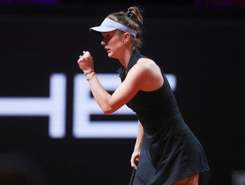 Свитолина проиграла первой ракетке мира на пути в финал турнира в Штутгарте