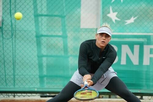 Стамбул. Костюк не сумела пробиться в первый финал турнира WTA