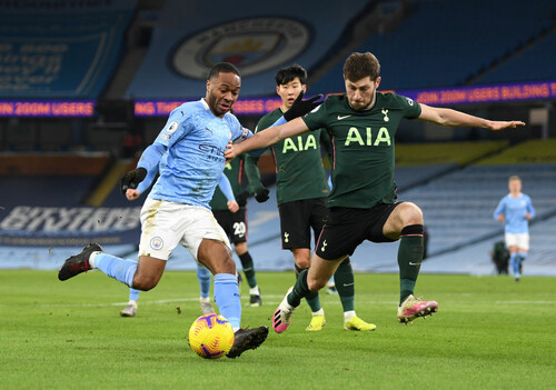 Манчестер Сити – Тоттенхэм – 1:0. Текстовая трансляция матча