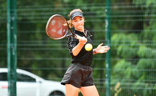 Анастасия Соболева проиграла в финале турнира ITF