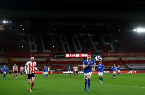 Шеффілд Юнайтед – Брайтон – 1:0. Відео голу та огляд матчу