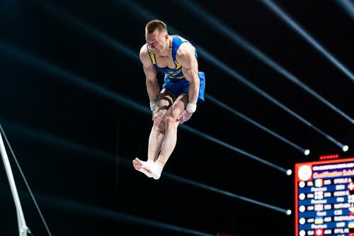 ВИДЕО. Радивилов выиграл золото чемпионата Европы в опорном прыжке