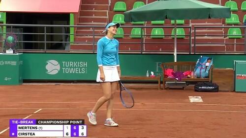 Обидчица Марты Костюк выиграла турнир в Стамбуле