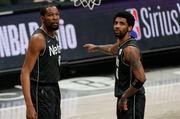 НБА. 67 очков от Дюрэнта и Ирвинга, победа Лэня, поражение Бостона