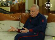 Григорий СУРКИС: «Очень рад, что Ярославский решил возродить Металлист»