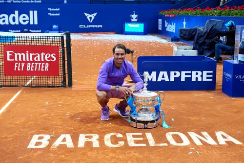 Рейтинг ATP. Надаль снова второй, Ваншельбойм обновил личный рекорд