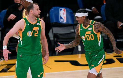 Юта Джаз – первая команда, обеспечившая себе место в плей-офф НБА