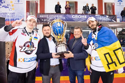 Донбасс вновь стал чемпионом Украины
