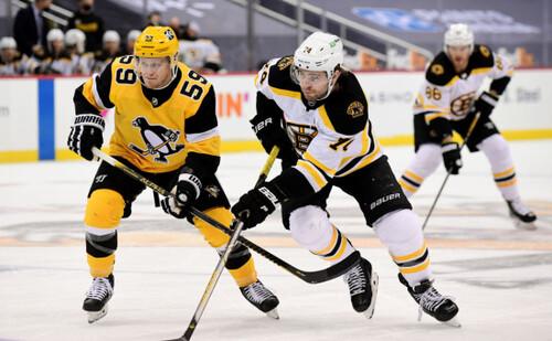 Интрига в битве за плей-офф НХЛ: осталось всего четыре места