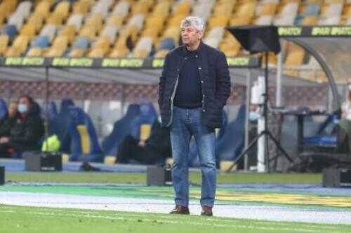 В'ячеслав ШЕВЧУК: «Луческу повівся на провокацію. Це не фанати Динамо»