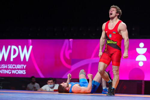 Сборная Украины заняла 4 место на чемпионате Европы по греко-римской борьбе