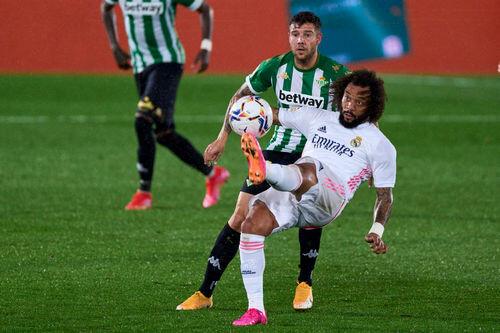 Реал — Бетис — 0:0. Видеообзор матча