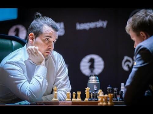 Турнир претендентов. Уже известно, кто сыграет чемпионский матч с Карлсеном
