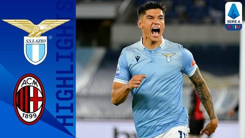 Лацио – Милан – 3:0. Видео голов и обзор матча