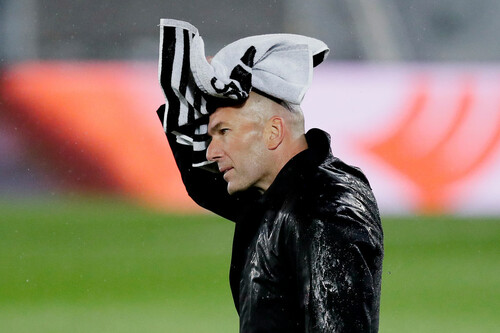 Зинедин ЗИДАН: «Должны показать максимум, чтобы доставить Челси проблемы»