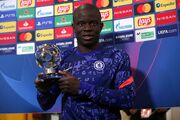 Назван лучший игрок полуфинала Лиги чемпионов между Реалом и Челси
