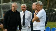 Источник: Луческу провел продолжительную встречу с Суркисами