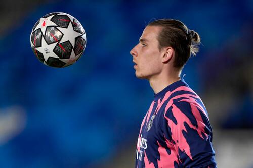 Лунин заинтересовал Милан
