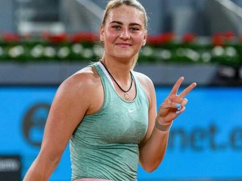 Марта Костюк обыграла россиянку в квалификации турнира в Мадриде