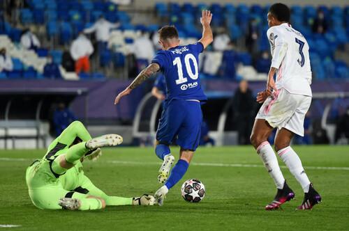 ВИДЕО. Реал пропустил дома. Пулишич обыграл Куртуа и забил гол для Челси