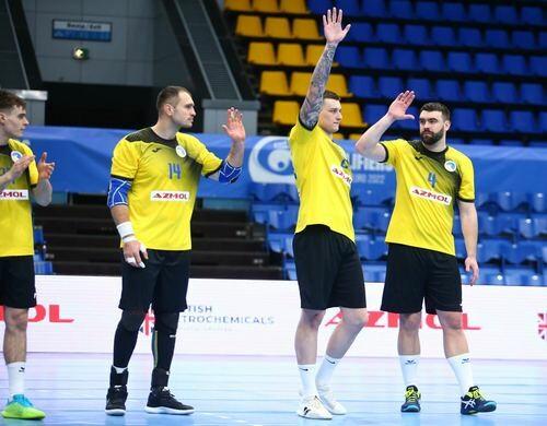 Украина – Чехия – 26:28. Текстовая трансляция матча
