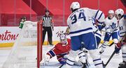 НХЛ. Торонто вышел в плей-офф, победы Эдмонтона, Сент-Луиса и Сан-Хосе