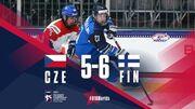 Юниорский ЧМ по хоккею. 11 шайб Чехии и Финляндии, победа Канады