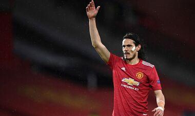 Манчестер Юнайтед – Рома. Видео гола Кавани
